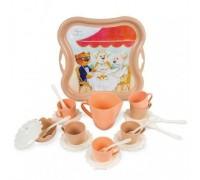 Набор посуды Модное чаепитие в коробке Wader 39410