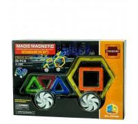 Магнитный конструктор Magic Magnetic 29 деталей JH6866