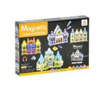 Магнитный конструктор Magnetic Замок AQ-906