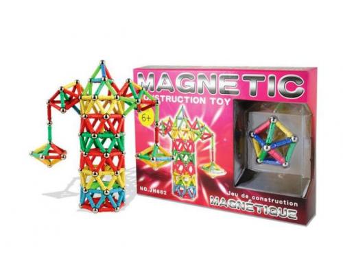 Магнитный конструктор Magnetic 96 деталей JH682