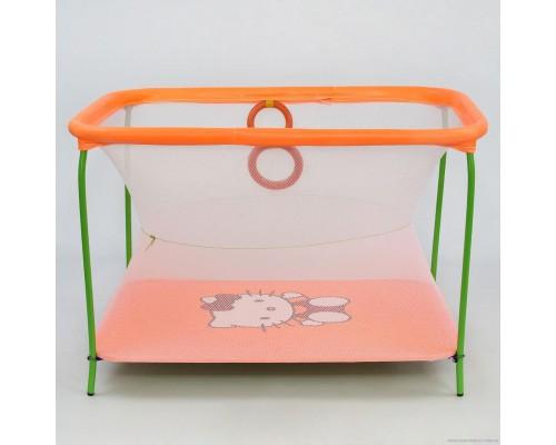 Манеж Люкс игровой с мелкой сеткой Hello Kitty