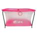 Манеж Kinderbox Люкс Панда розовая