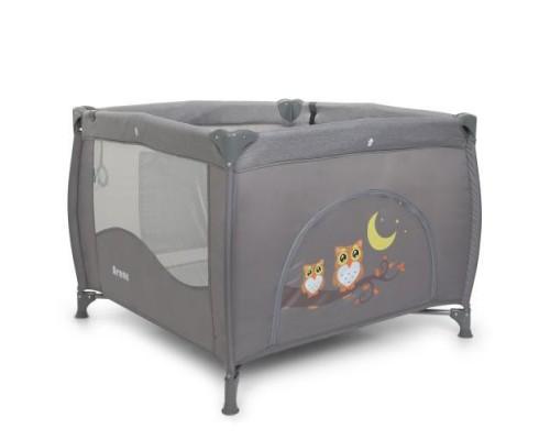 Манеж кровать El Camino ARENA 1030 Gray Len