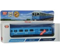 Модель Вагон метро Технопарк SB-17-19WB