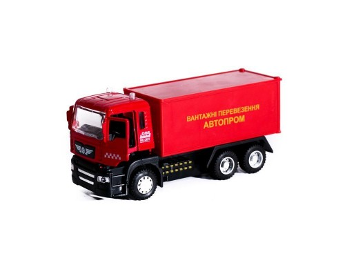 Автопром грузовик машинка 50013