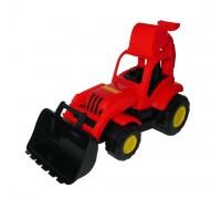 Трактор-экскаватор Крепыш Полесье 44785