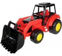 Трактор погрузчик Мастер Полесье 35301