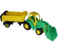 Трактор Чемпион Полесье 0438
