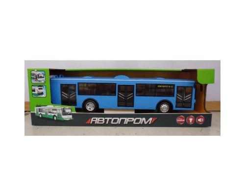Автобус инерционный Автопром 9690