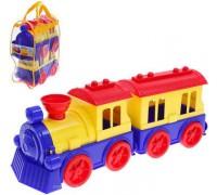 Поезд с вагоном Юника 0651