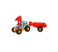 Трактор с прицепом Орион 993