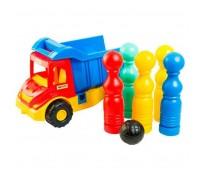 Грузовик с кеглями Wader Multi truck 39220