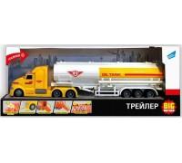 Трейлер бензовоз Big Motors WY783А
