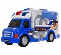 Машинка полиция с аксессуарами - 661-173