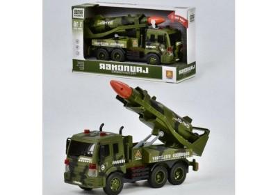 Машина ракетница военная WY651D
