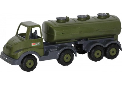 Автомобиль военный с полуприцеом-цистерной Муромец Polesie 49117