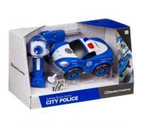 Полицейская машина конструктор LM8021-DZ-1