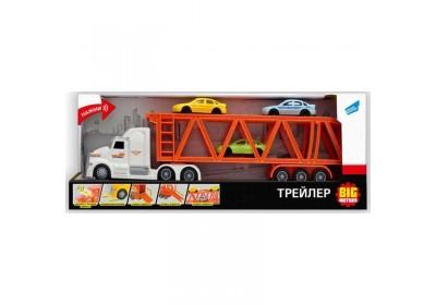 Трейлер автовоз  Big Motors WY782B