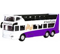 Модель Автобус двухэтажный Львов Технопарк SB-16-21LV
