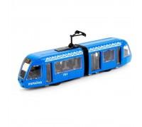 Модель городской трамвай Киев Технопарк SB-17-51-WB