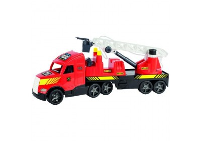 Пожарная машина Wader  Magic Truck 36220