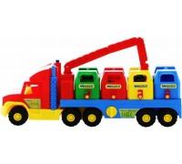 Мусоровоз Wader Super Truck 36530