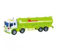 Машина грузовик с цистерной инерционная Wenyi WY573A