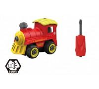 Поезд конструктор LM8073-SZ-1
