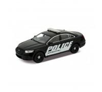 Автомодель Ford Police Interceptor Welly 24045W 1:24