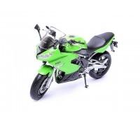 Мотоцикл металлический Welly 1:10 Kawasaki 2009 NINJA 650R 62803W