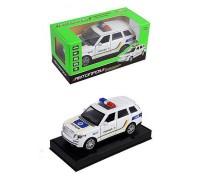 Машинка Автопром Land Rover Полиция 1:32 7844-2