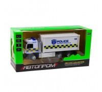 Машинка грузовик Полиция Автопром 7791