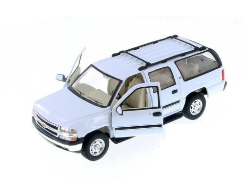 Автомодель Welly Chevrolet Suburban 22090