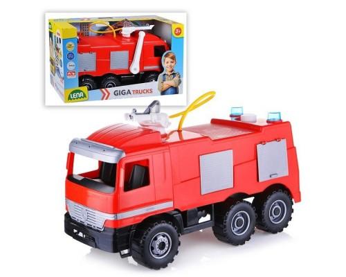 Пожарная машина Lena Arocs Mercedes 02058 65 см