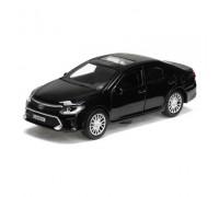 Автомодель Технопарк Toyota Camry 1:32 черная инерционная