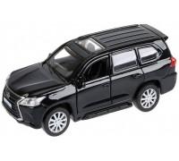 Автомодель Технопарк Lexus LX-570 LX570-BK FOB