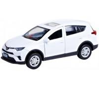 Автомодель Технопарк Toyota Rav4 Белый 1:32 RAV4-WH