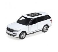 Автомодель Технопарк Range rover Vogue 1:32 белый инерционная VOGUE-WT