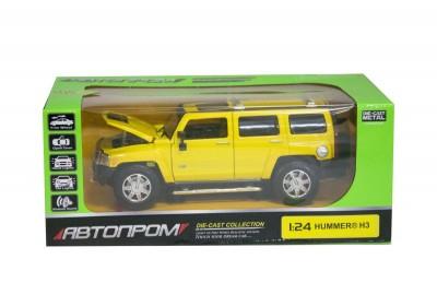 Автомодель Автопром Hummer 68240