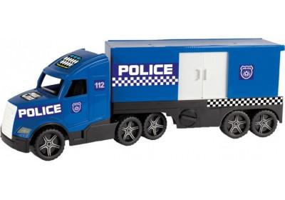 Автомобиль Wader Magic Truck Полиция 36200
