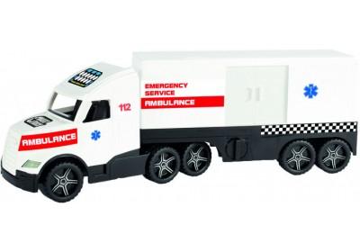 Автомобиль Wader Magic Truck Скорая помощь 36210