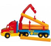 Строительный грузовик Wader Super Truck 36540