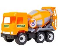Машина Бетономешалка Middle truck Сity Wader 39311