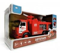 Пожарная машина Автопарк 9624B