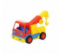 Автомобиль - эвакуатор Polesie Базик в коробке 37633