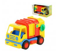 Автомобиль коммунальный Polesie Базик в коробке 37640
