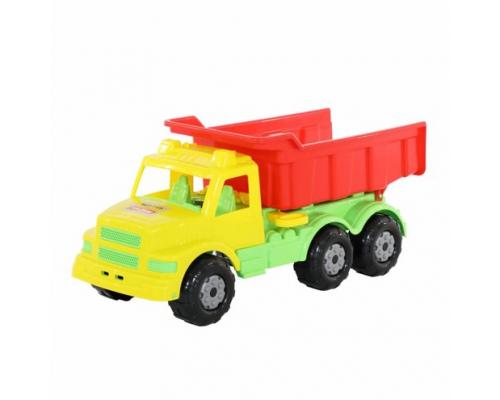 Автомобиль - самосвал Polesie Буран 1 желто-красный 43627