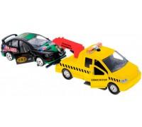 Автомодель - Эвакуатор с машиной (CT-1241-W(WB)PUS)
