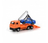 Автомодель - Эвакуатор с машиной Технопарк SB-16-27-A2-WB-U
