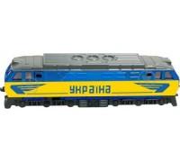 Модель Локомотив Украина Технопарк SB-16-91WB